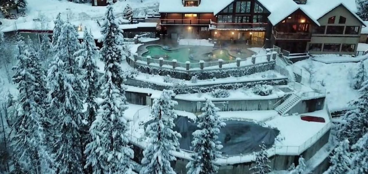 hot springs near vancouver