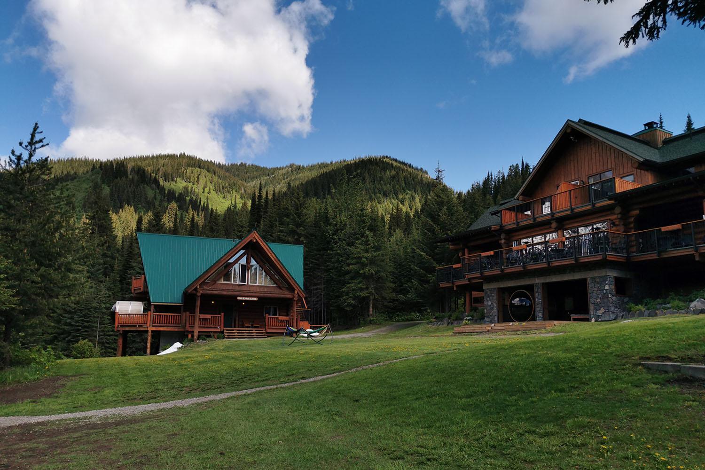 tamarack lodge and red eagle lodge