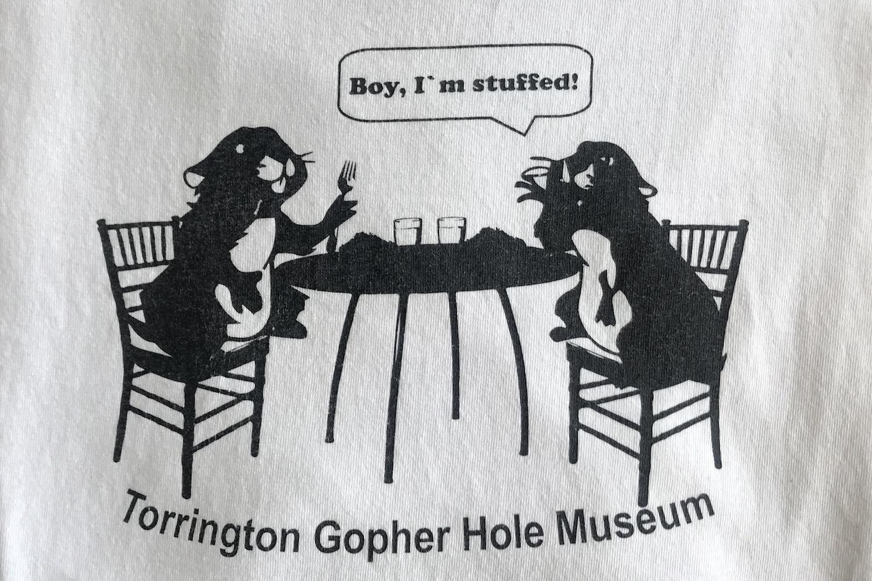 gopher shirt