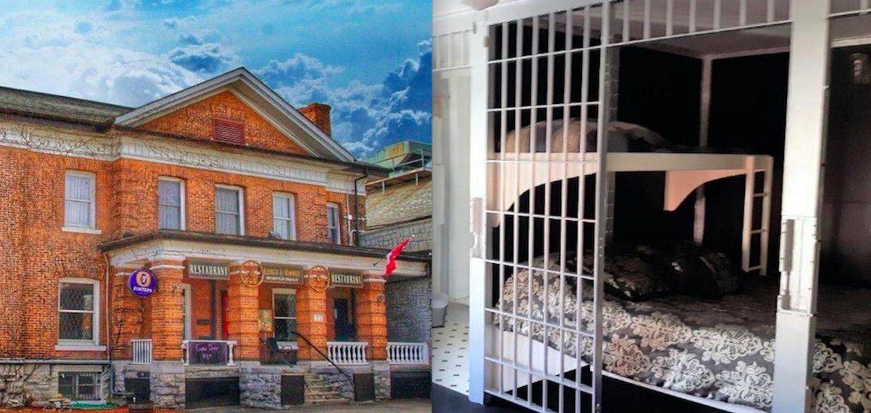 jail escape hotel