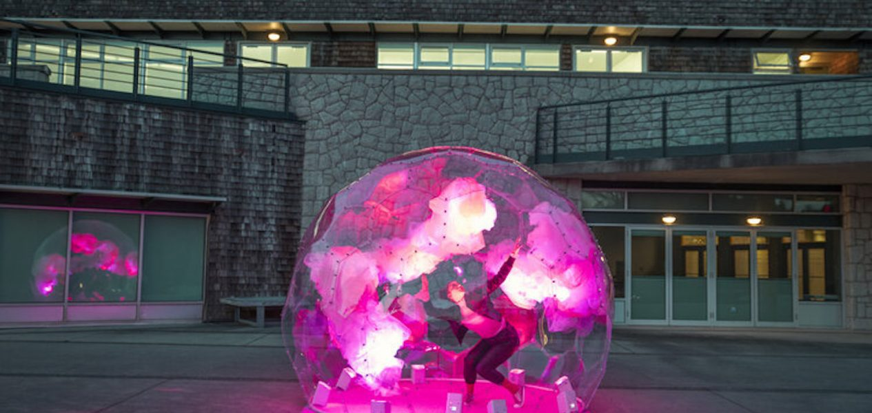 dance bubbles