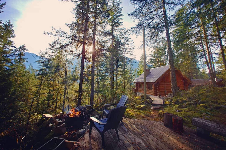 joffre creek cabins