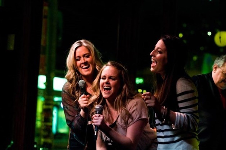 karaoke bars in toronto