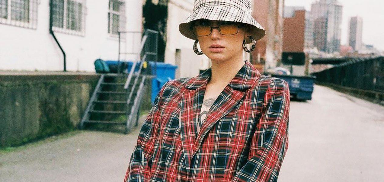 stylish vancouver girl