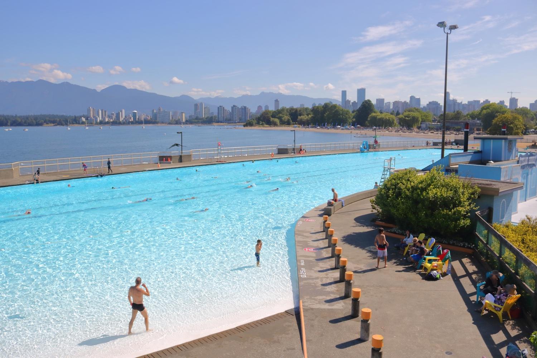 public pools kitsilano