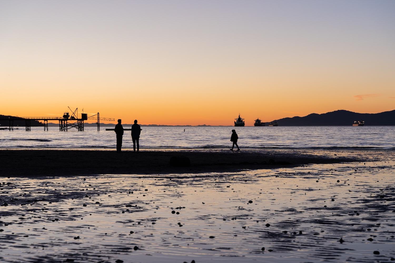 kitsilano beaches around vancouver