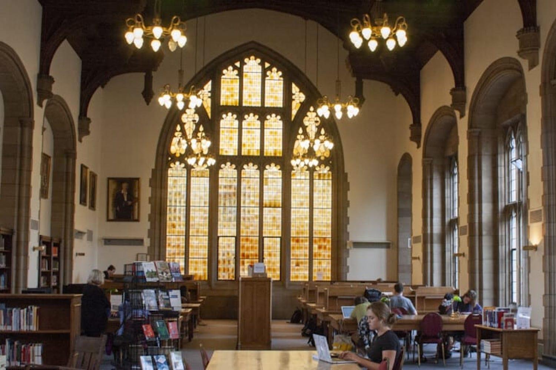 toronto library cozy