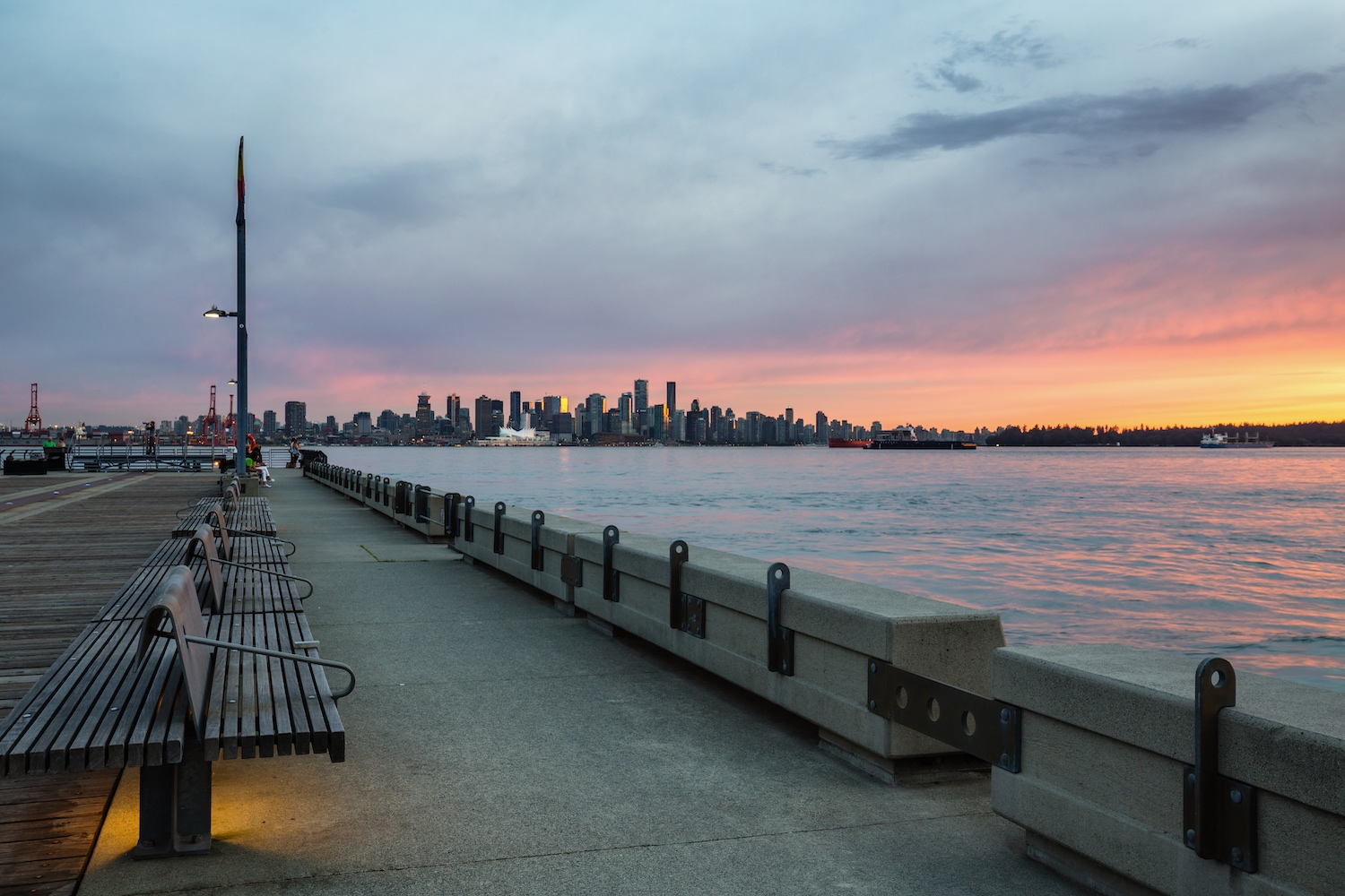 lonsdale viewpoints in vancouver