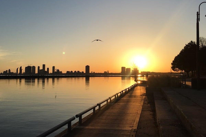 best sunsets toronto