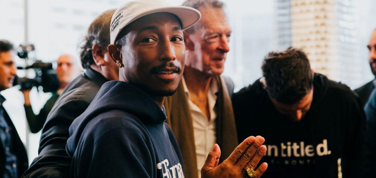 Pharrell Williams is building a condo complex in Toronto