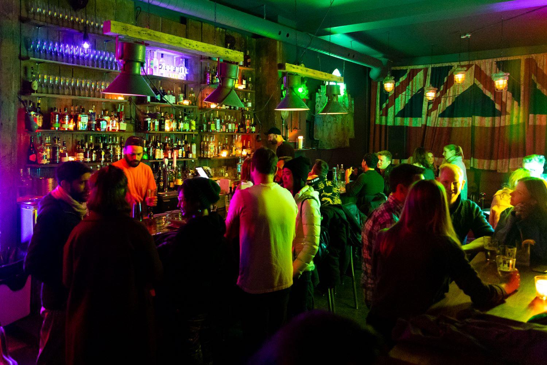 hush hush bar toronto people