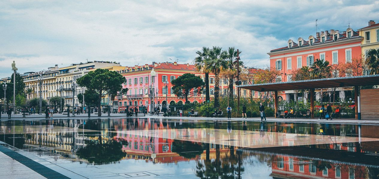 nice france hidden romantic cities in the world