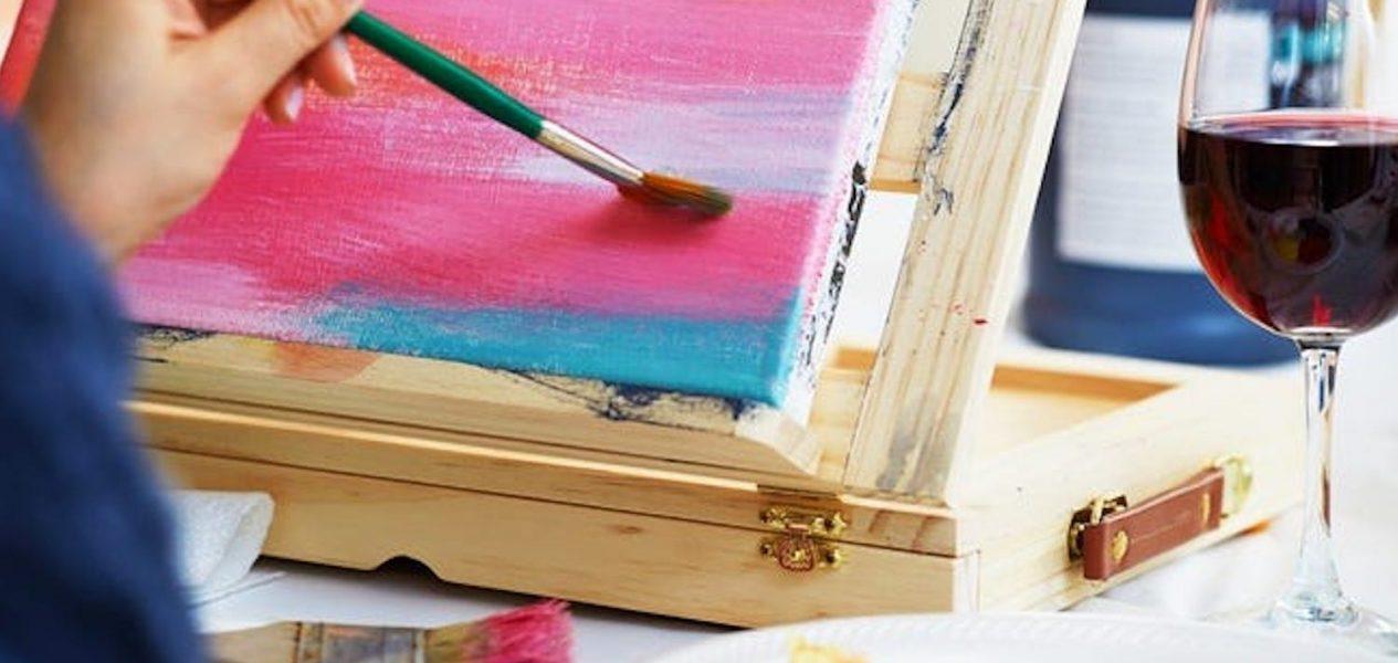 paint and wine toronto