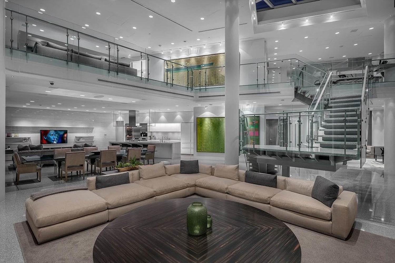 cordova vancouver penthouse