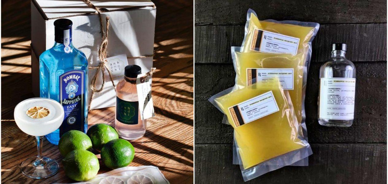 nye cocktail kits