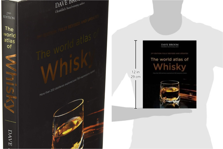 world atlas of whiskey gift