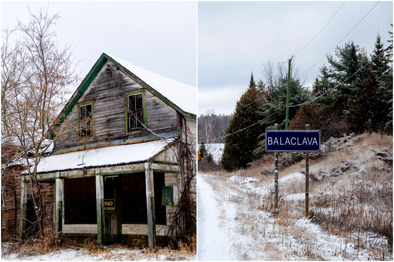 balaclava ghost town ontario