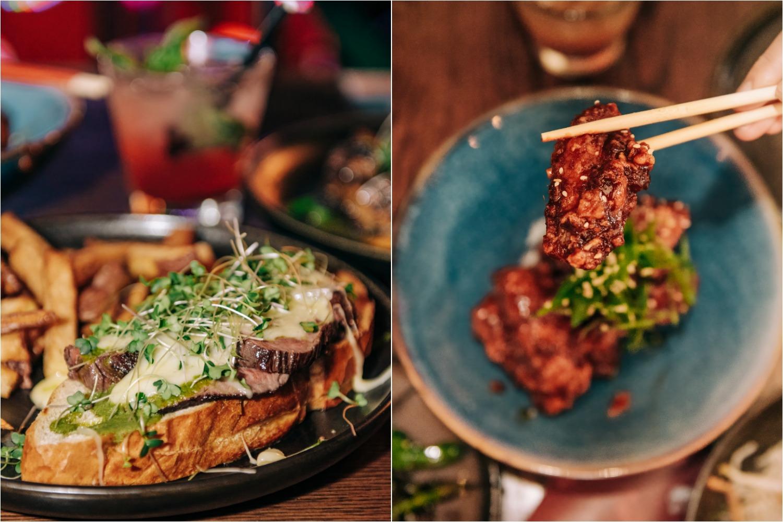 greta bar calgary new menu