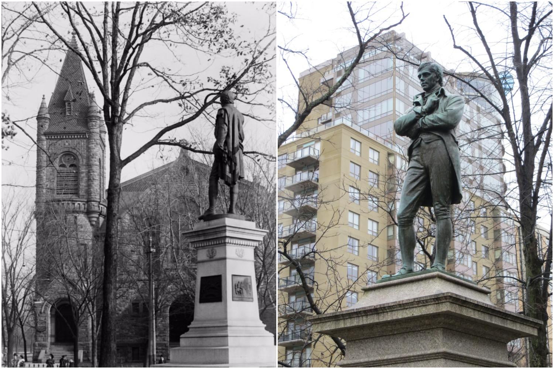 vancouver statue