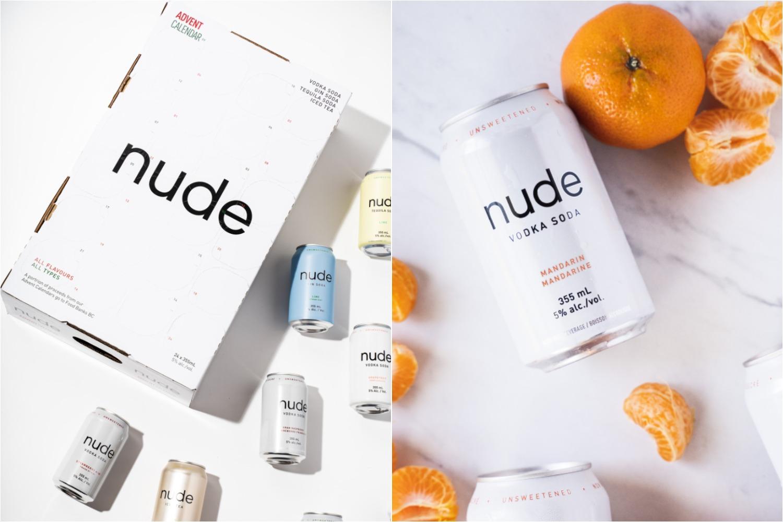 nude advent calendar