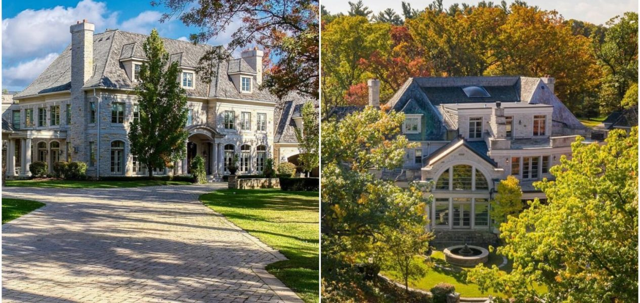 This is what a $30 million GTA estate looks like
