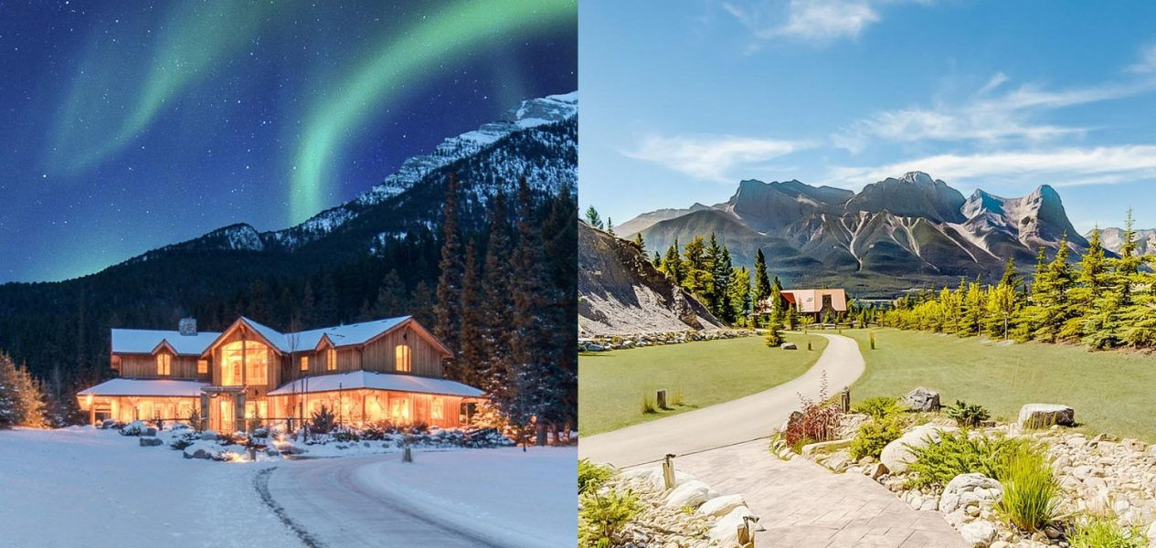 This Rocky Mountain Mansion is Canada's ultimate vacation home