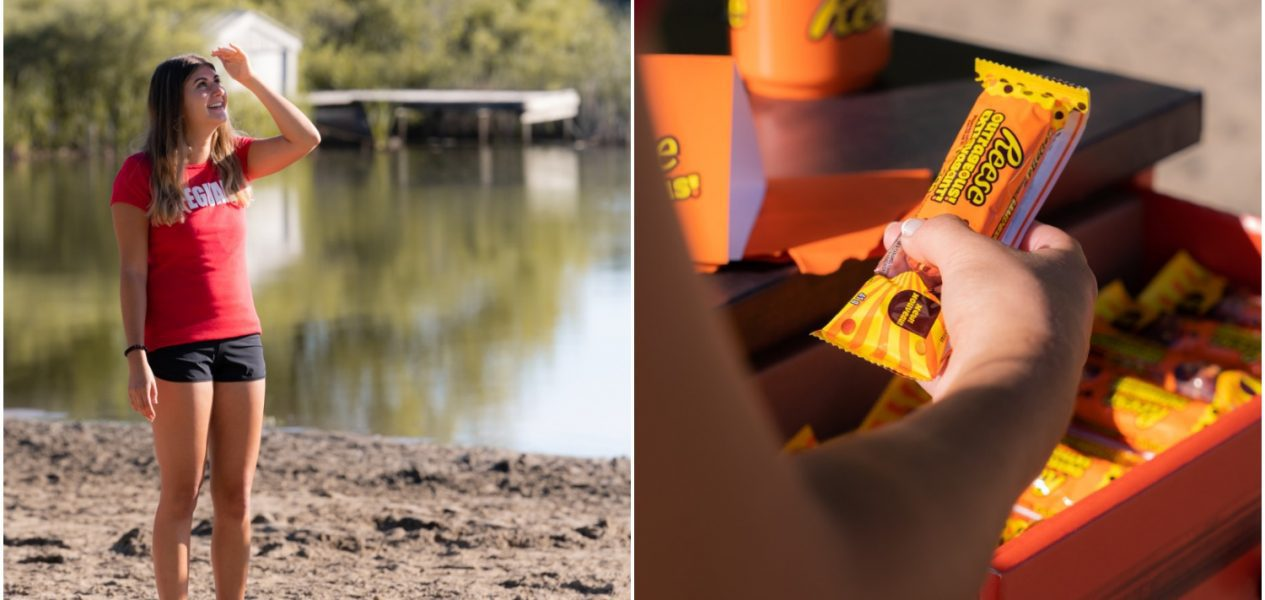 Reese Is Delivering Snacks By Drone to Outdoor Workers Across Canada