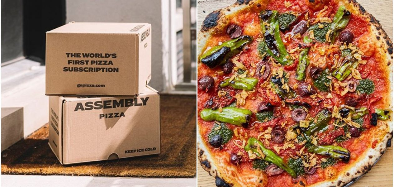 See all your dreams come true with General Assembly's new pizza subscription
