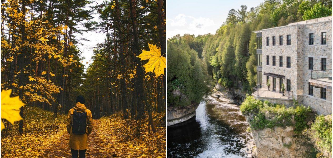 fall getaways near toronto
