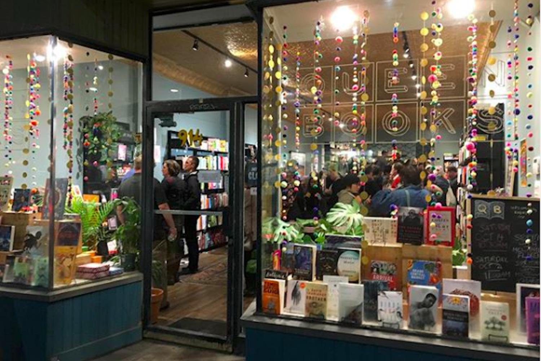 toronto bookstore cozy