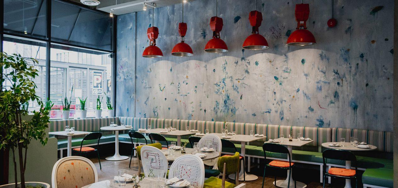Toronto's most beautiful restaurants - Rosalinda