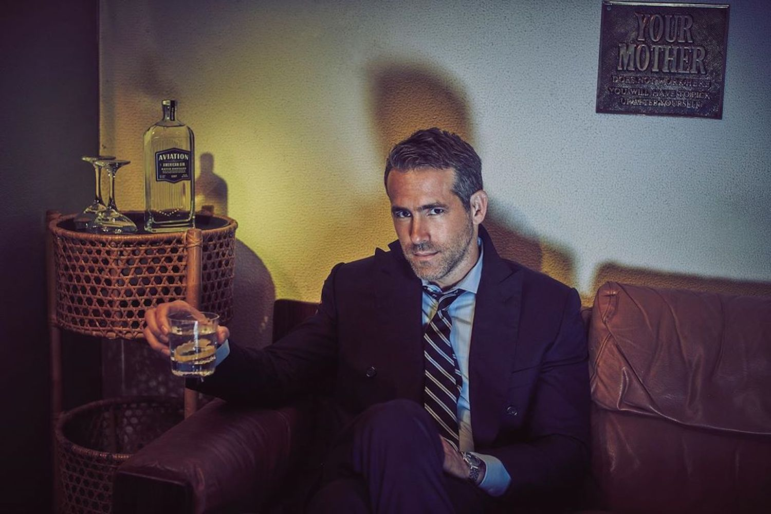 ryan reynolds donation gin canadian acts of kindness