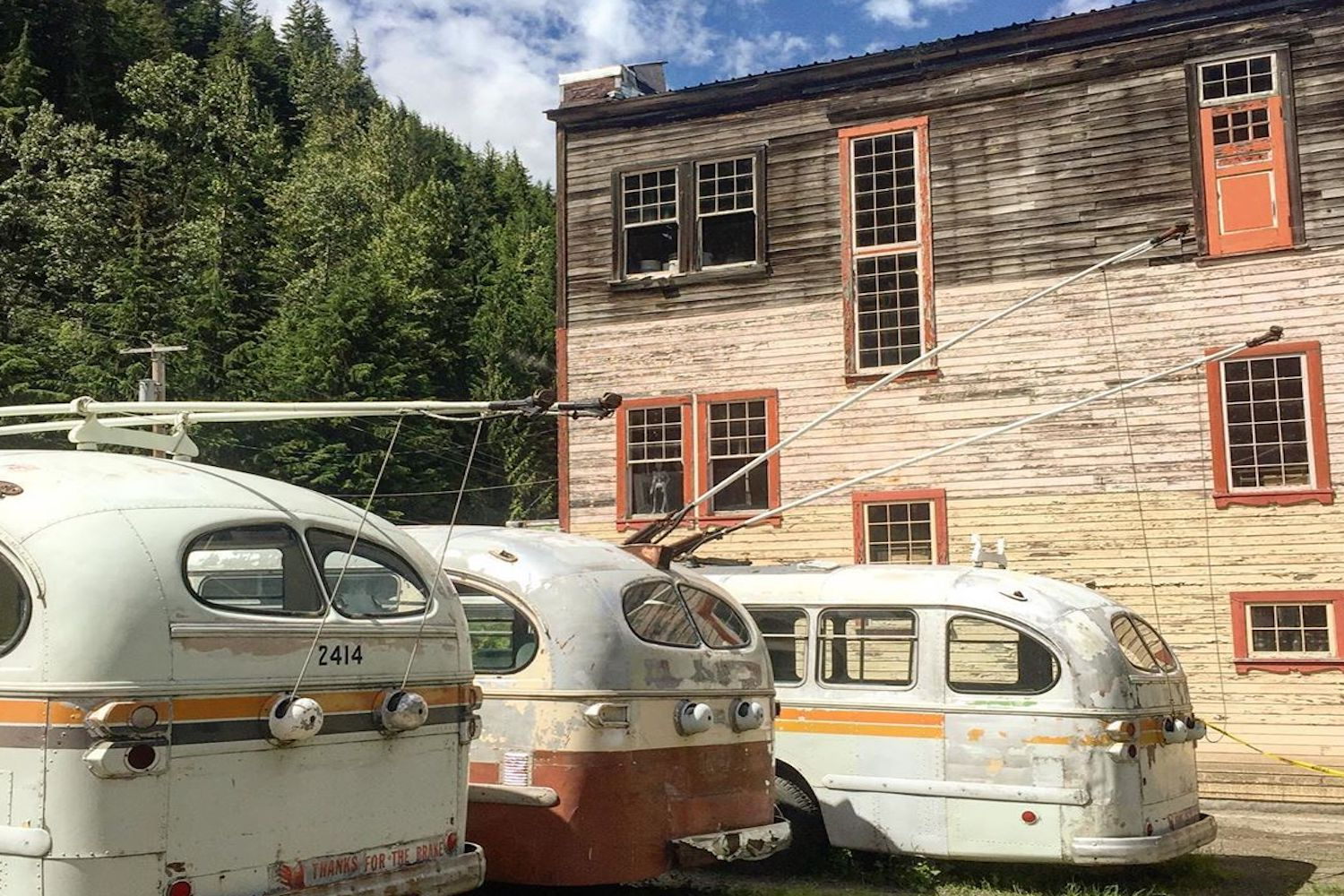 ghost towns vancouver