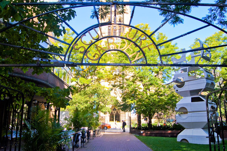 Toronto gardens parks