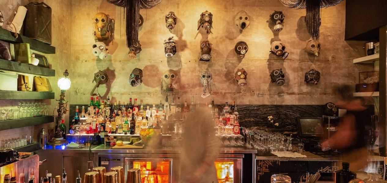Shelter Cocktail Bar Calgary