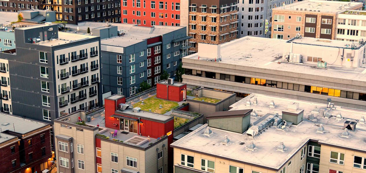 The Seattle rental market has fallen 12% in a year