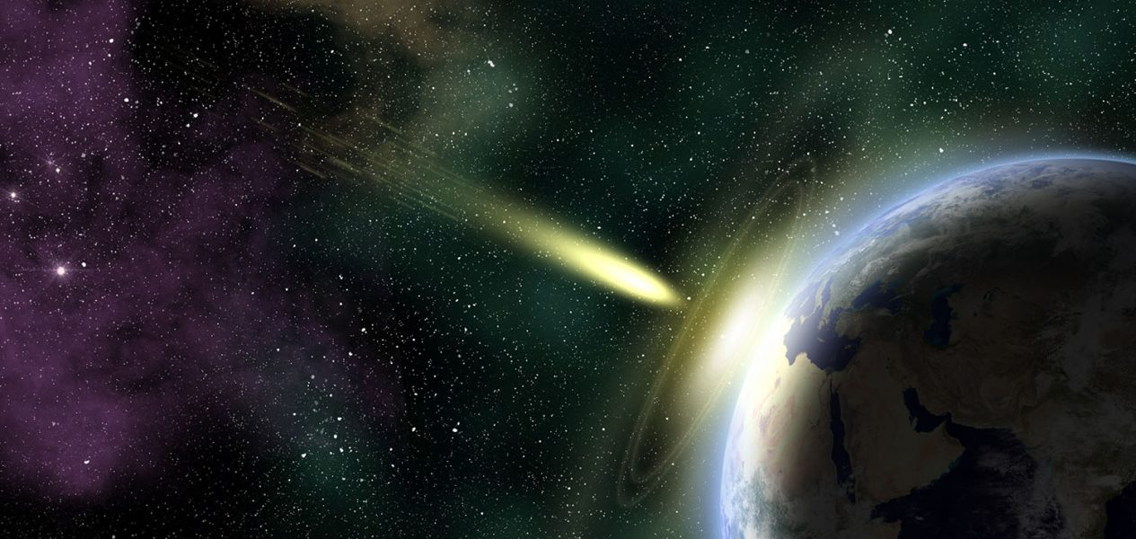 An asteroid named after the Egyptian god of chaos is returning to earth