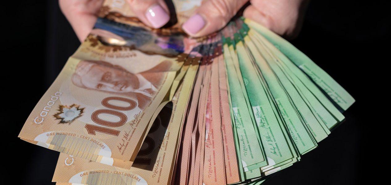 value village canada cash