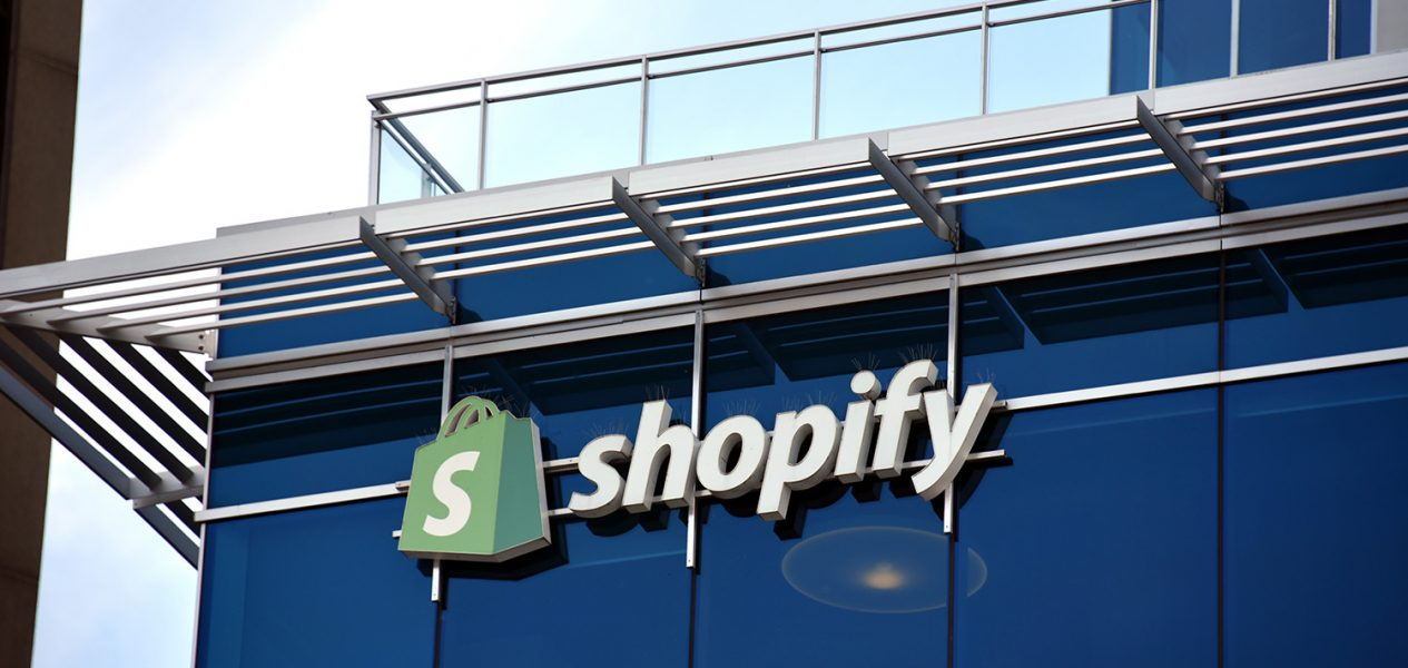 shopify work from home