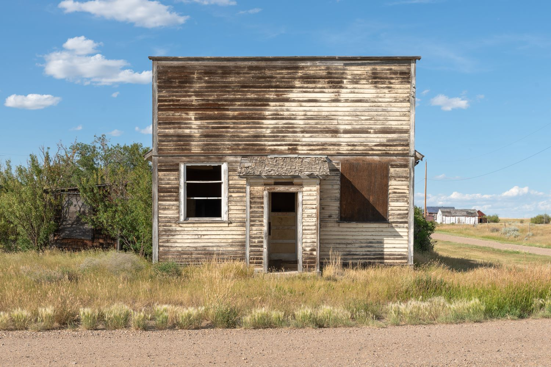 Ghost towns Alberta