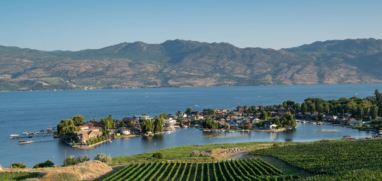 New list shows Canada's most livable places outside of big cities kelowna