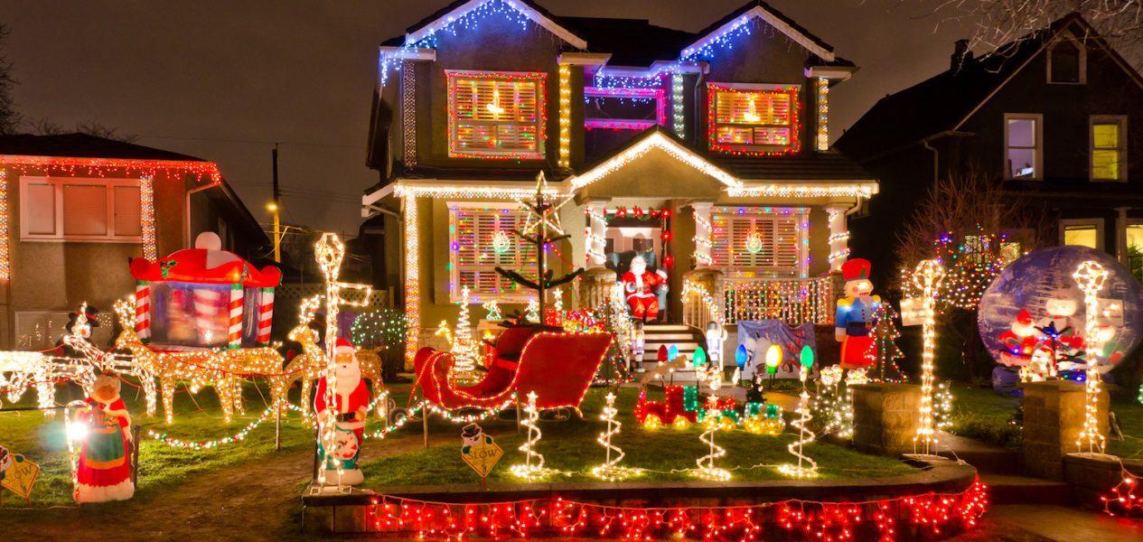 light displays christmas edmonton
