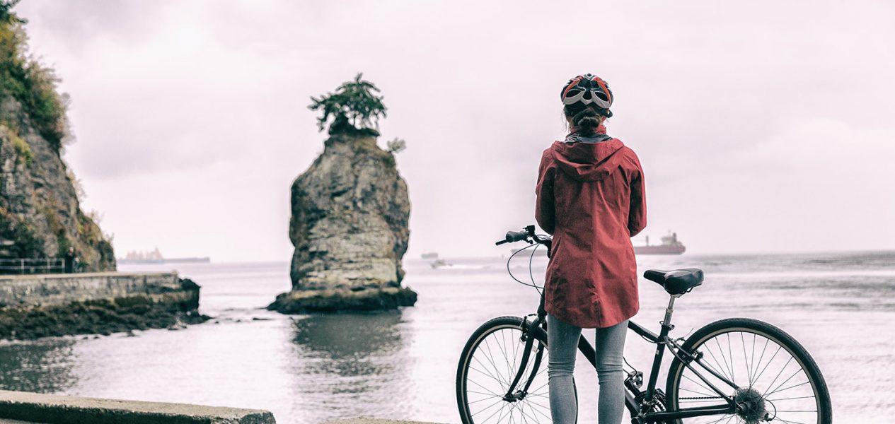 vancouver biking