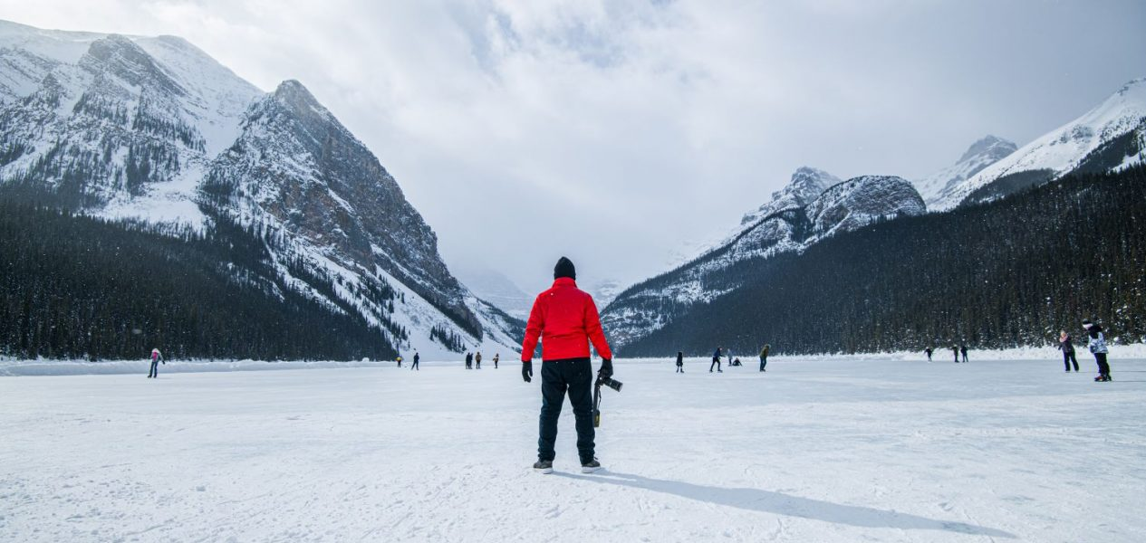 Guide: 10 gorgeous mountain skating spots you can find in Alberta