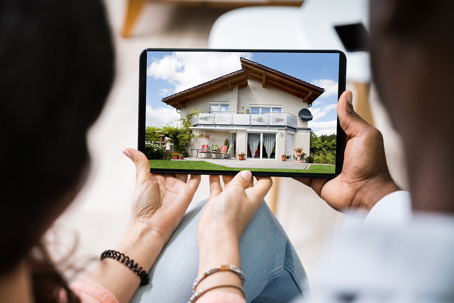 buying a home online