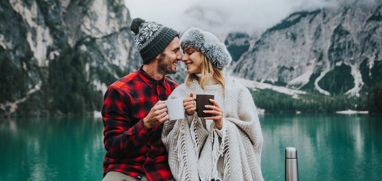 winter date spots alberta