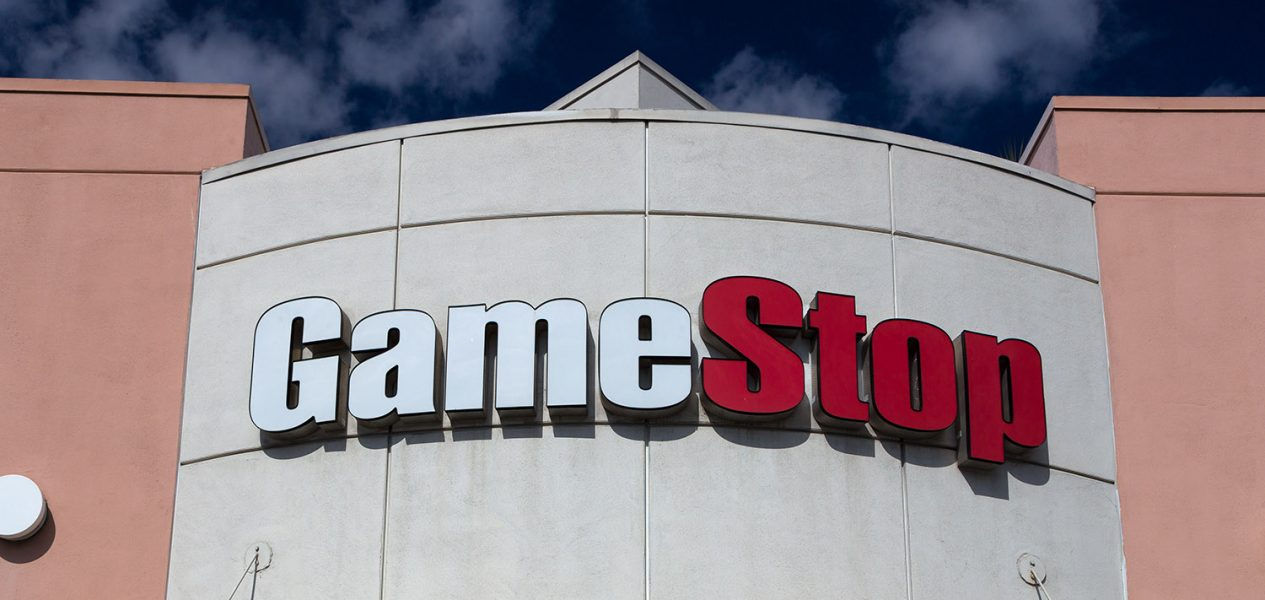 gamestop reddit stock market
