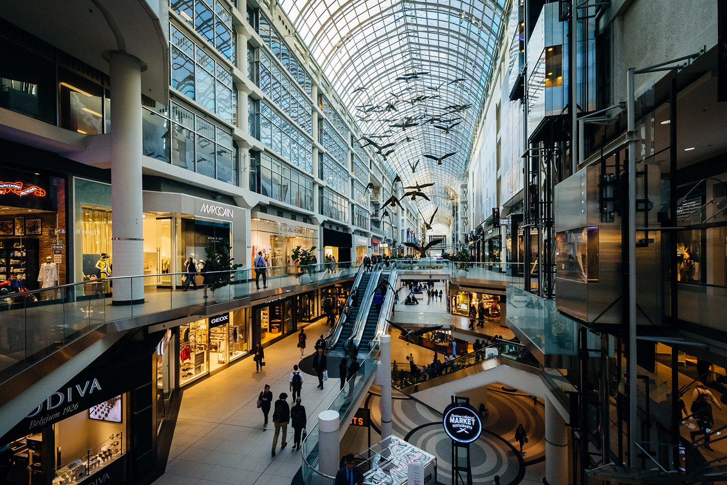 eaton centre throwback canadian brands we miss