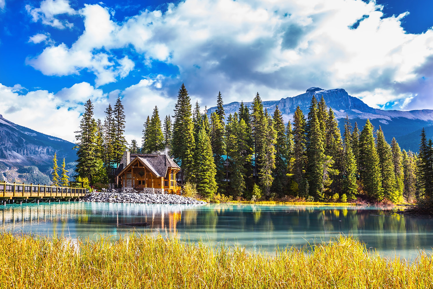yoho national park canada's national parks best time to visit