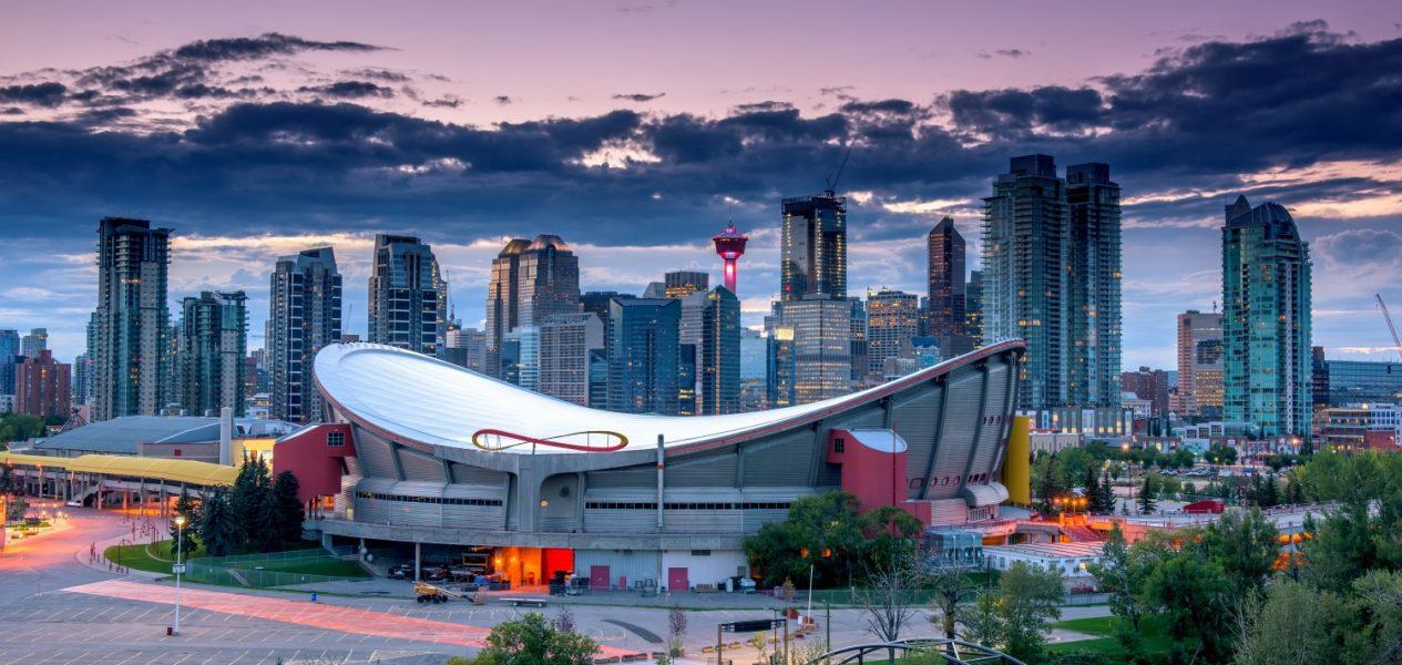 Calgary dedication